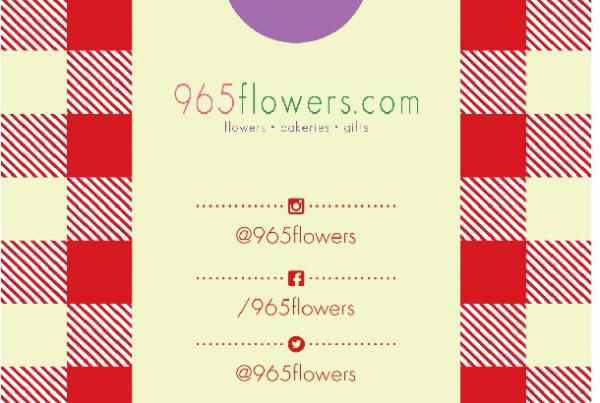 965 Flowers
