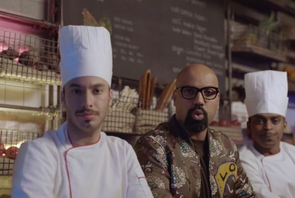 Kuwaiti Chef Promo