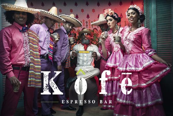 Kofe TVC 2018