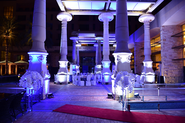 Al Ghanim Industries Private Dinner
