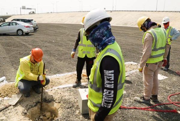 Sheikh Jaber Causeway Opening 2019